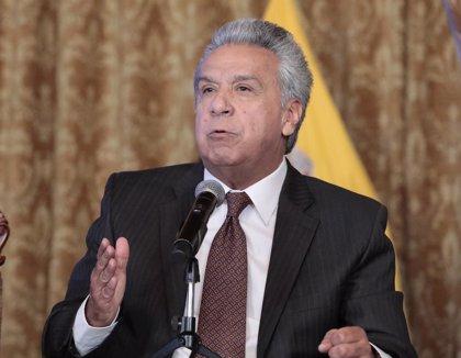 Ecuador.- Lenín Moreno renuncia a la pensión que percibía como exvicepresidente de Ecuador