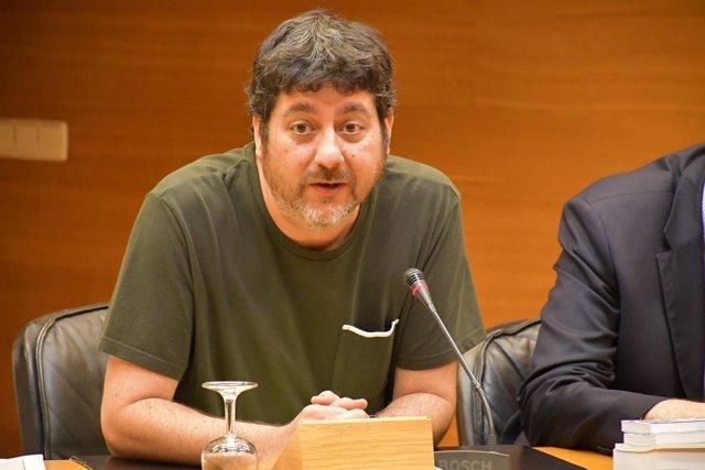 Josep Nadal en Els Corts