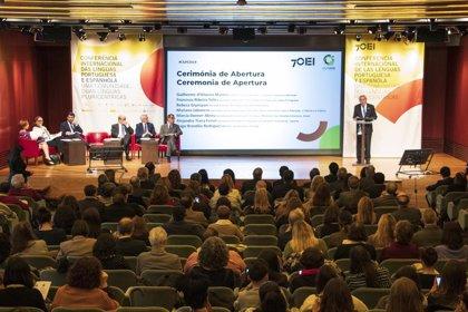 Iberoamérica.- La OEI inaugura en Lisboa la primera Conferencia Internacional de las Lenguas Española y Portuguesa