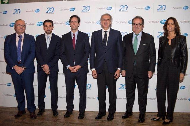 Playán, Parras, Pavía, Ruiz, Rodríguez, Fernández