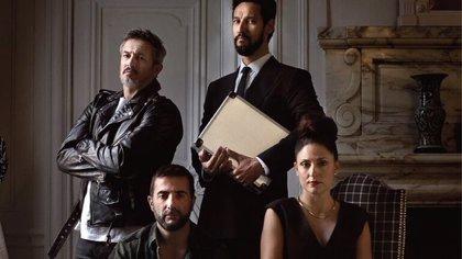 Llega a los Teatros Luchana 'La Herencia', una comedia negra en torno a un sorpresivo testamento