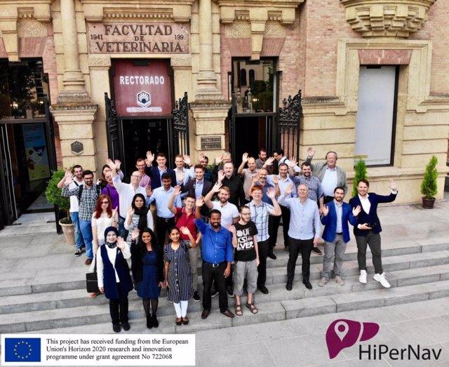 Integrantes del proyecto 'Hipernav'