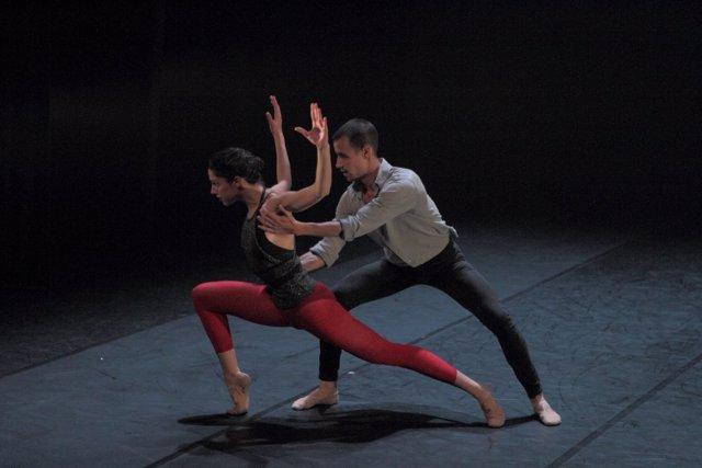 Actuación del Centro Andaluz de Danza.