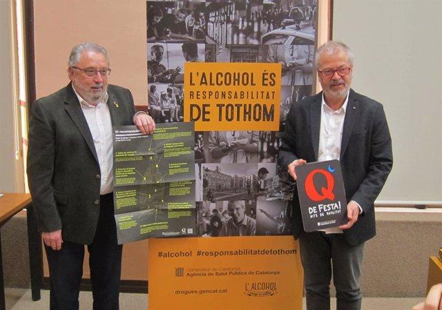 Joan Guix i Joan Colom.