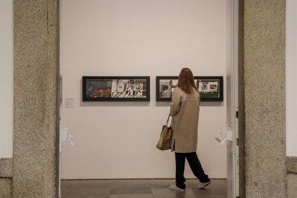 Ceija Stojka lleva el genocidio nazi de los gitanos al Museo Reina Sofía