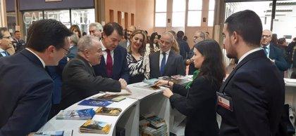 El presidente de Castilla y León conoce la oferta turística de la provincia de Huesca