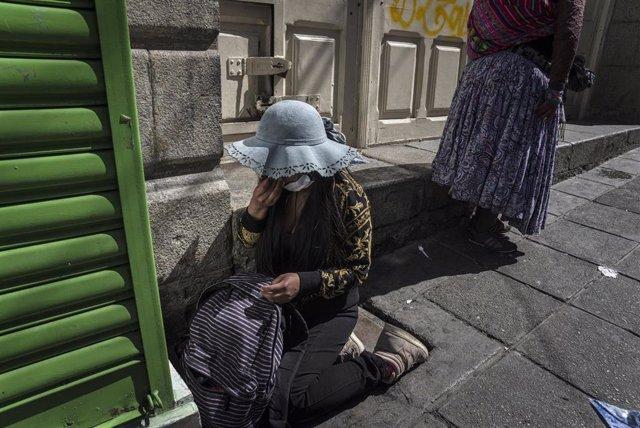 Conflicto de Bolivia