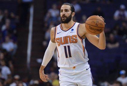 La espalda deja de nuevo sin jugar a Ricky Rubio con los Suns