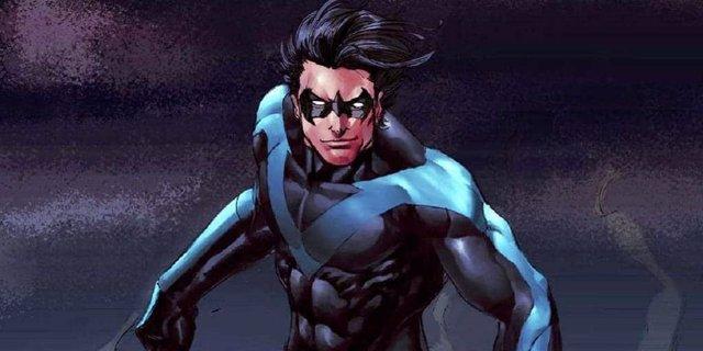 Nightwing, el superhéroe de DC