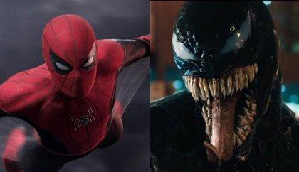 """El productor de Venom promete """"grandes planes"""" para Spider-Man"""