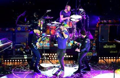 Escucha el nuevo álbum doble de Coldplay: 'Everyday life'