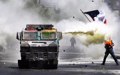 Chile.- Gobierno, Ejército y Carabineros rechazan de plano las críticas de Amnistía Internacional