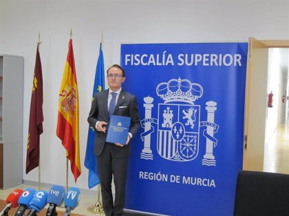 """Fiscal superior de Murcia sobre el vaciado de las balsas de Zincsa: """"Es una medida que se tenía que adoptar"""""""