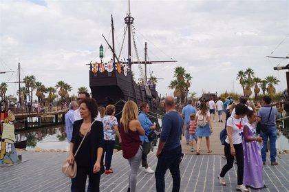 Los hoteles de Huelva finalizan octubre con aumento de viajeros y pernoctaciones de turistas extranjeros