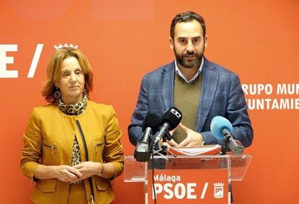 El PSOE pide la bajada de impuestos a las empresas de Málaga que reciclen y reduzcan sus residuos