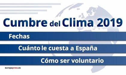 Cumbre del Clima Madrid 2019: fechas, cuánto le cuesta a España y huelgas de transporte