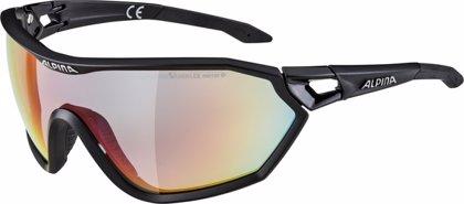 Alpina lanza sus gafas S-Way QVM+, tecnología y diseño con una lente panorámica para deportistas