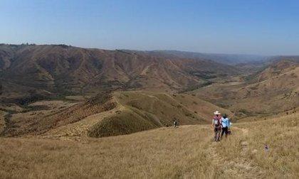 El hallazgo de gas raro resuelve el enigma de un paisaje sudafricano