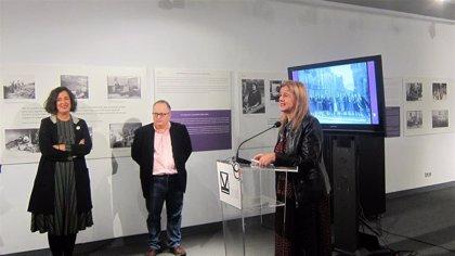 Una exposición en el Museo Vasco de Bilbao recorre en un centenar de imágenes el camino hacia igualdad en el siglo XX