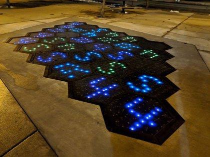 Portaltic.-Solar Roadway presenta un nuevo modelo de paneles solares para carreteras