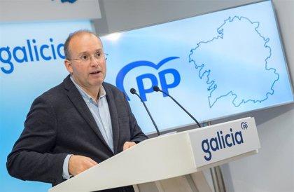 """El PPdeG critica que el Gobierno """"solo ingresase 60 millones"""" y avisa: Galicia """"no renunciará"""" a los 700 """"que le debe"""""""