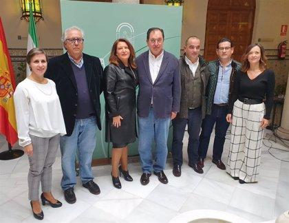 Ayuda de la Junta de 5,1 millones para modernizar el riego, lo que incidirá en la protección de Laguna Grande, en Jaén