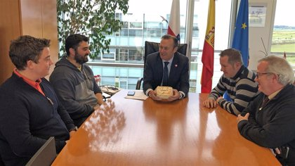 Blanco destaca la proyección internacional de los quesos de Cantabria
