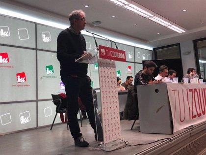 """IU Extremadura inicia un """"referendum vinculante"""" sobre su participación en el Gobierno de coalición entre PSOE y Podemos"""