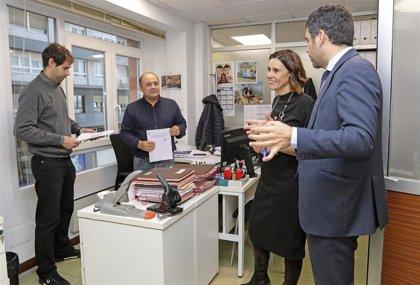 Fernández Viaña visitará a los juzgados para conocer sus necesidades