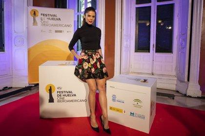 """Juana Acosta: """"Respeto mucho al Festival de Huelva por darle voz al cine increíble que se está haciendo en Iberoamérica"""""""