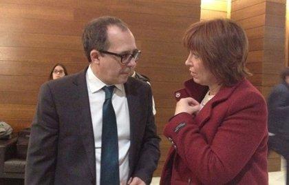 """Oltra rebutja valorar possibles eixides de directius en À Punt: """"No volem una televisió governamental i partidista"""""""
