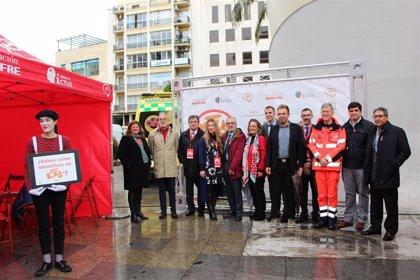 Salud impulsa en Sevilla la campaña 'Ictus: Evita, aprende, actúa' para dar a conocer la patología en la sociedad