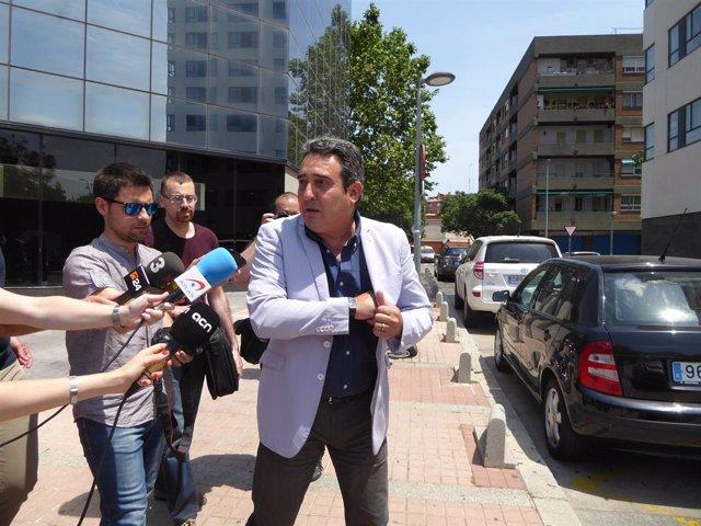 L'exalcalde de Sabadell Manuel Bustos