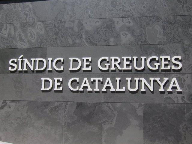 Seu del Síndic de Greuges de Catalunya.