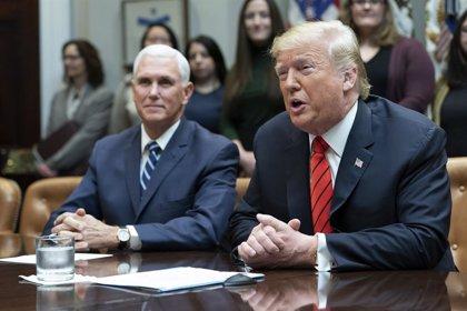EEUU.- Trump confirma que mantendrá a Pence como compañero en las elecciones de 2020
