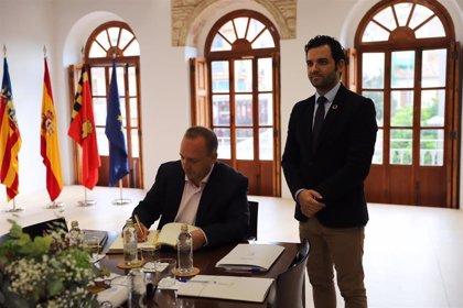 """Dalmau muestra al alcalde de Paterna su """"preocupación"""" por Intu: """"No estaría en el marco de sostenibilidad"""""""