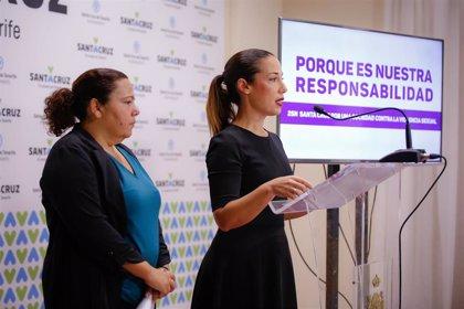 El Ayuntamiento de Santa Cruz de Tenerife lanza una campaña para reforzar el apoyo a las víctimas de violencia de género