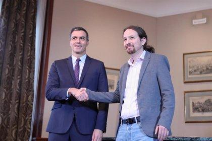 Podemos abre hoy una consulta vinculante a los inscritos para decidir si negocian el Gobierno de coalición con PSOE