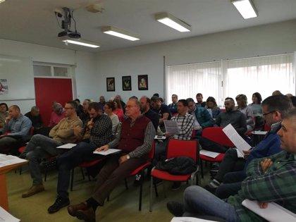 """UGT insta a Gobierno y partidos a """"frenar"""" la desindustrialización de Cantabria"""