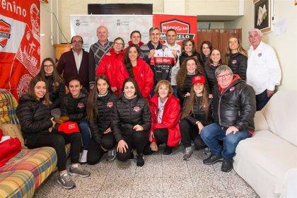 Cantabria apoya al club Meruelo, primero de la Unión Ciclista Internacional