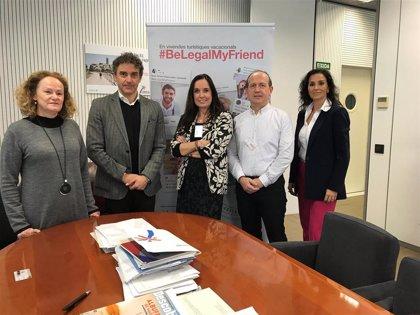 Fevitur estudia exportar a otros territorios la campaña de la Comunitat Valenciana para regular pisos turísticos