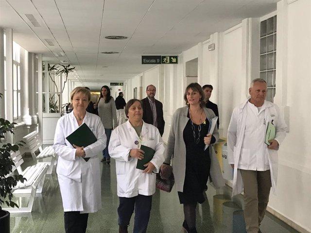 L.Garcia Esteve, T.Echevarría, A.Vergés i F.Feu
