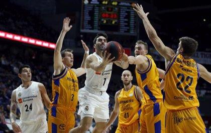 El Real Madrid recibe el Gran Canaria y Vitoria acoge un duelo de Euroliga