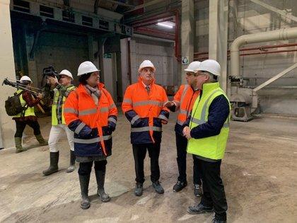 El centro de la incineradora de Gipuzkoa inicia fase final de pruebas y estará operativo en el primer trimestre de 2020