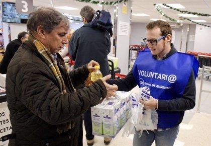 Banco de Alimentos de Andalucía urge a la donación de alimentos para bebés en la gran campaña de recogida anual