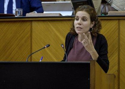 """Adelante advierte de """"la ruptura de los consensos feministas"""" en el Parlamento de Andalucía tras la llegada de Vox"""