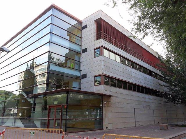 Jutjats de Reus (Tarragona).