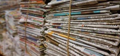 Los periódicos viejos, idóneos para cultivar nanotubos de carbono