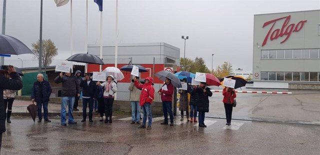 Víctimas del accidente de Angrois, a las puertas de Talgo