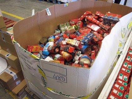 El Banco de Alimentos solicita voluntarios para la recogida y clasificación de los productos